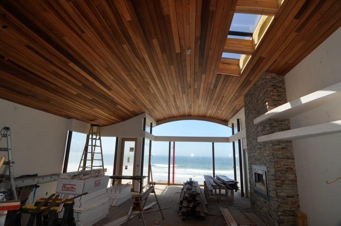 Cedar Ceiling Fiorovich Group Jon Fiorovich